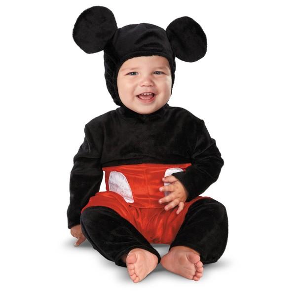 Bebés disfrazados de Mickey - Imagui