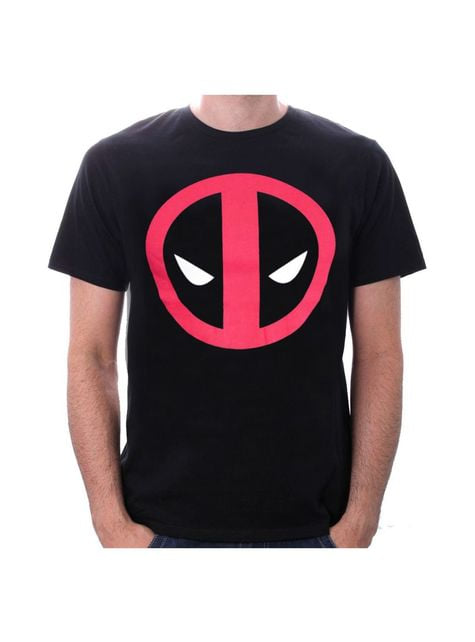T-shirt Deadpool Logo homme – Marvel