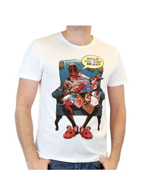 Deadpool Relax T-Shirt for Men