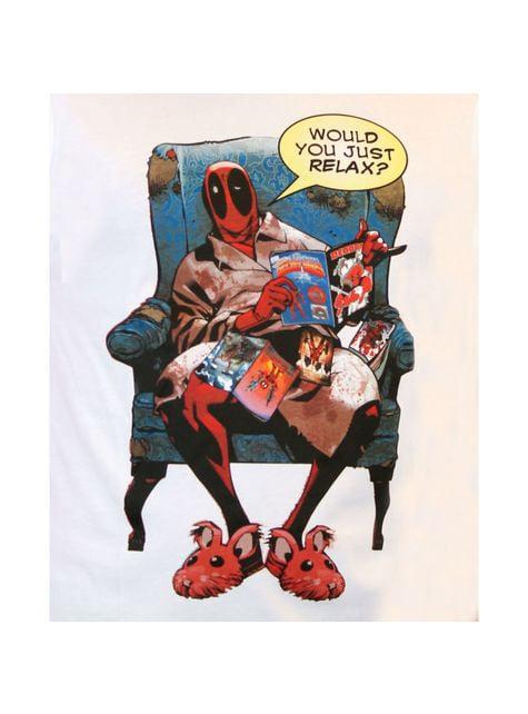 T-shirt Deadpool Relax homme