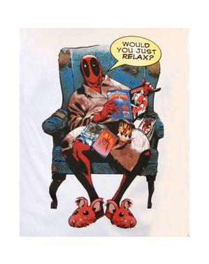 Deadpool Relax  -T-paita Miehille