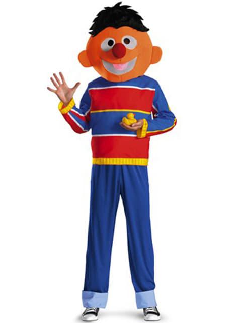 Ernie Kostüm aus der Sesamstraße