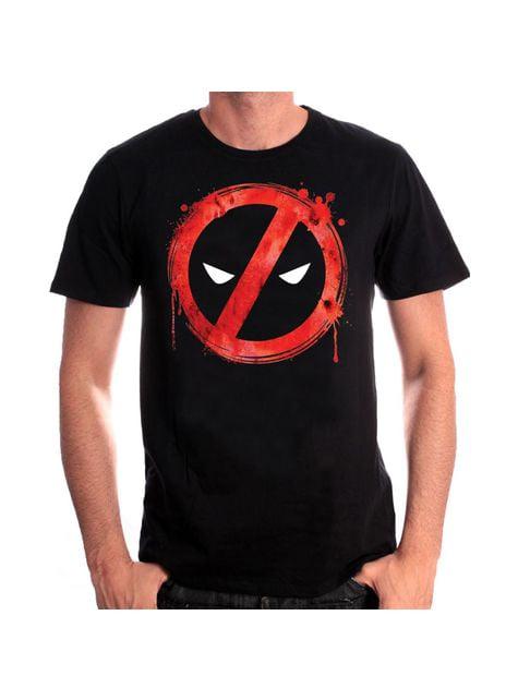 Koszulka Deadpool Forbidden Splash dla mężczyzn