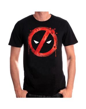 T-shirt Deadpool Forbidden Splash per uomo