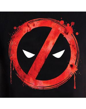 Deadpool חולצת T-ספלאש האסורה עבור גברים