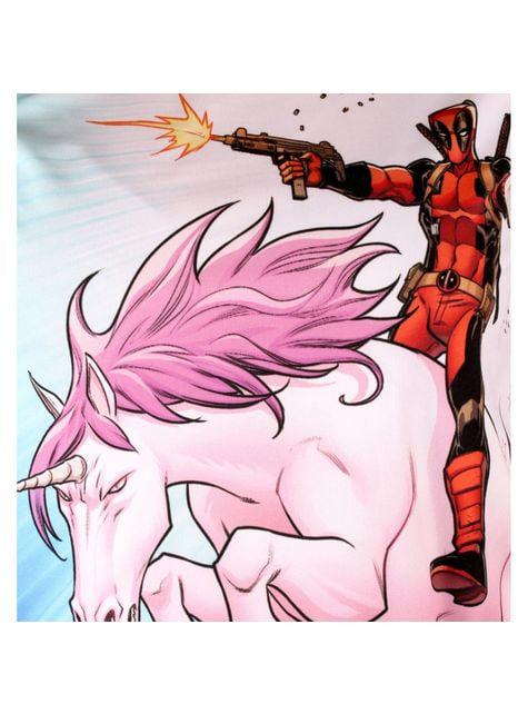 Camiseta Deadpool Unicornio para mujer - oficial