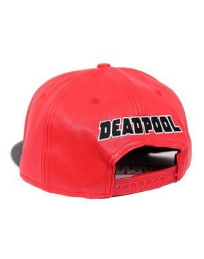 Boné Deadpool Face para homem