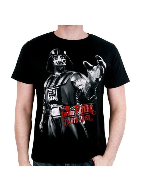 Darth Vader Father Star Wars t-shirt for men