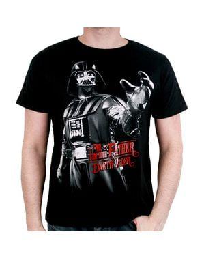Тениска на Дарт Вейдър Отец