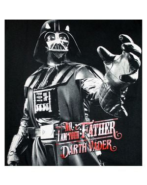 Darth Vader Father Star Wars t-shirt voor mannen