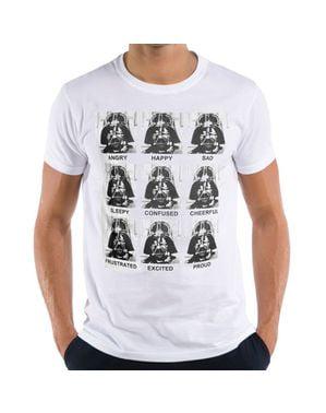 רגשות דארת ויידר Star Wars חולצה לגברים