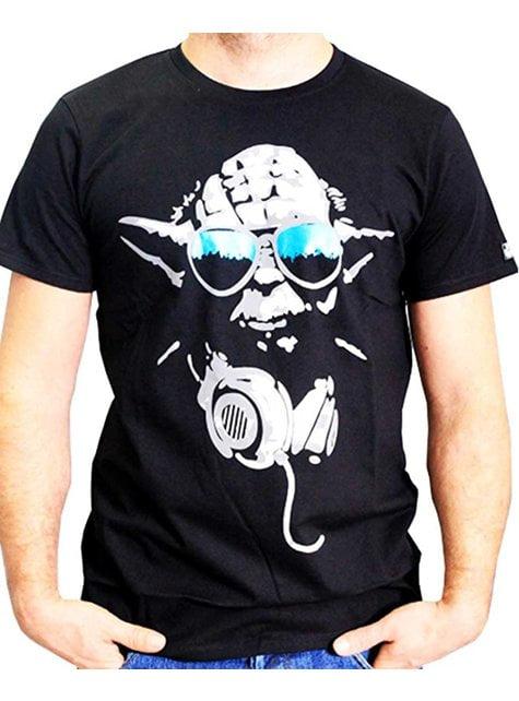 T-shirt de Yoda para homem - Star Wars