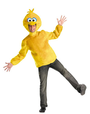 Bibo Sesamstraßen Kostüm
