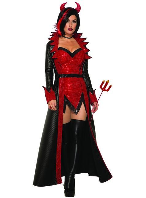 Disfraz de diablesa tentadora para mujer