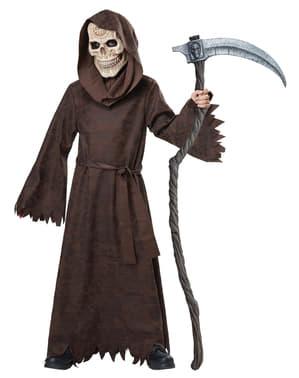 Disfraz de muerte para niño