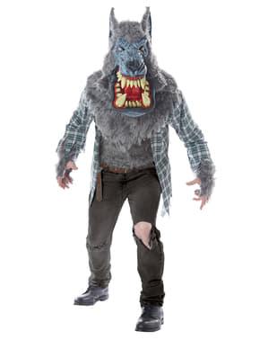 Върколак костюм за възрастни