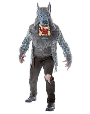 Weerwolf kostuum voor volwassenen