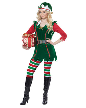 Christmas Elf costume for women