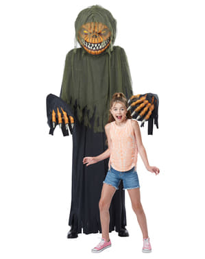 Giant Pumpkin Monster costume for adults