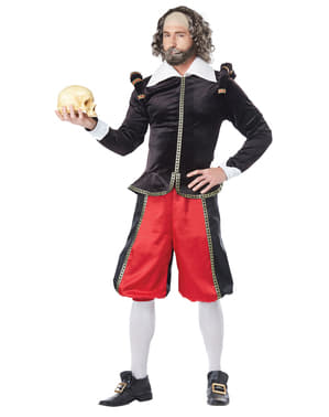 Déguisement Shakespeare