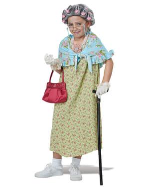 Set accessoarer mormor/farmor för barn