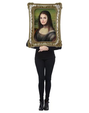 Déguisement Mona Lisa