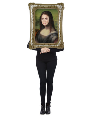 Mona Lisa Costume