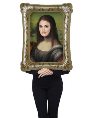 Disfarce de Mona Lisa