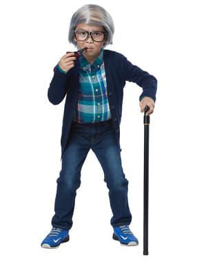 Set accessoarer Morfar/farfar för barn