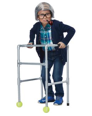 Grootvader accessoires set voor jongens