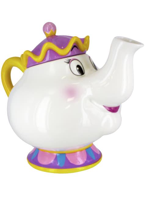 Madame Pottine Teekanne - Die Schöne und das Biest