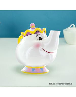 श्रीमती पॉट्स चायदानी - सौंदर्य और जानवर