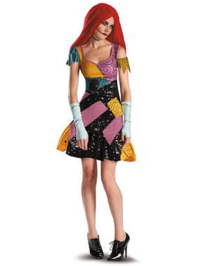Strój seksowna Sally glamour Miasteczko Halloween