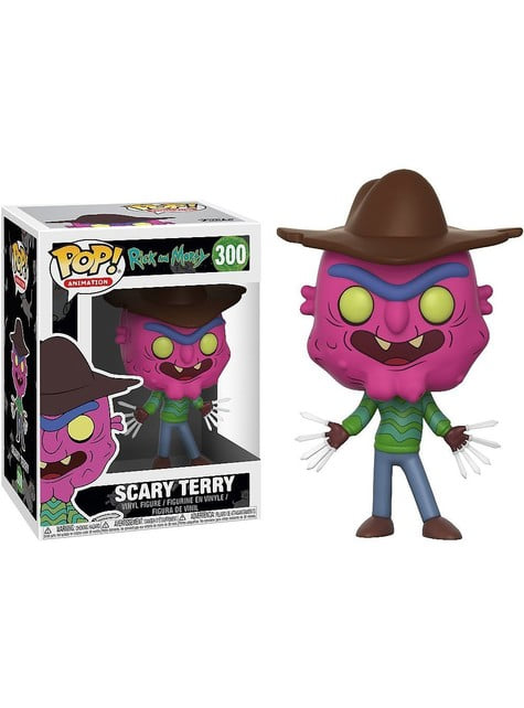 Funko POP! Scary Terry - Rick & Morty