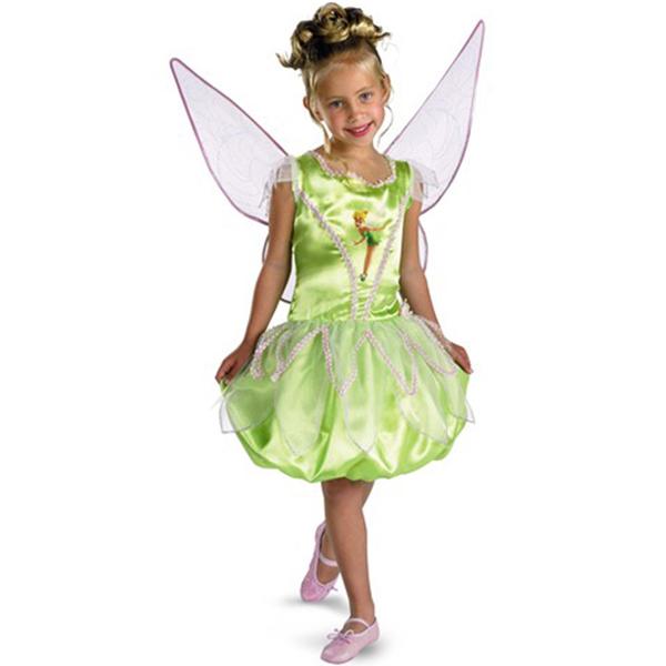 Fairy Tinkerbell Child Costume