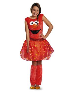 Costume di Elmo per adolescente - Barrio Sesamo