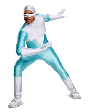 Maskeraddräkt Frozono deluxe för vuxen - Superhjältarna 2