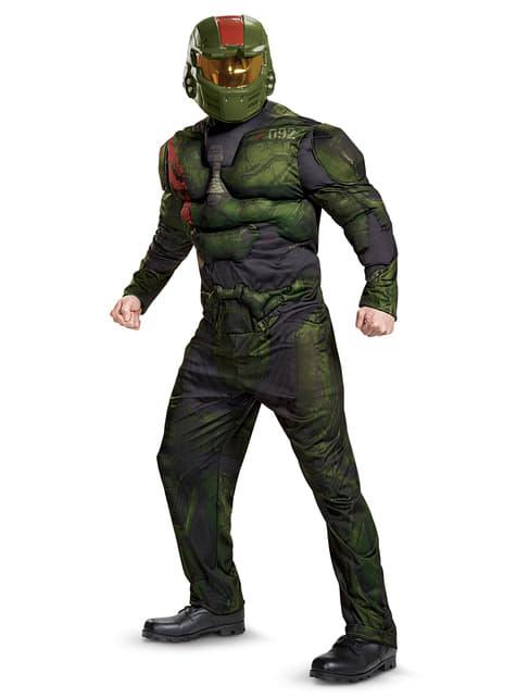 Halo Wars 2 - Jerome kostume til voksne