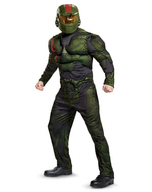 Jerome Adult Costume - Halo Wars 2