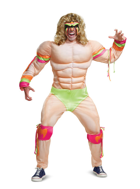 Ultimate Warrior costume for adults - WWE