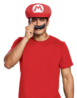 Kit de Mario para adulto - Super Mario Bros