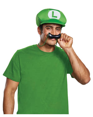 Luigi kit for adults - Super Mario Bros