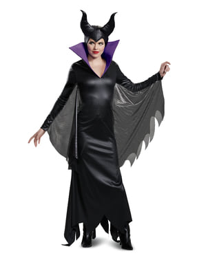 Luxusní kostým Zloba pro dospělé