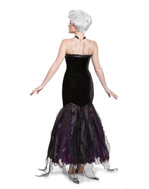 Ursula kostume til voksne Deluxe - Den lille havfrue