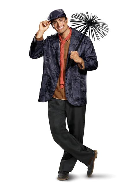 Disfraz de Bert deluxe para adulto - Mary Poppins