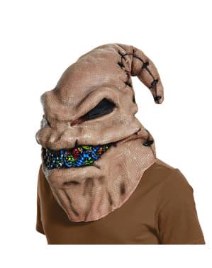Máscara de Oogie Boogie para adulto - Pesadilla Antes de Navidad