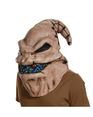 Mask Oogie Boogie för vuxen - Nightmare before Christmás