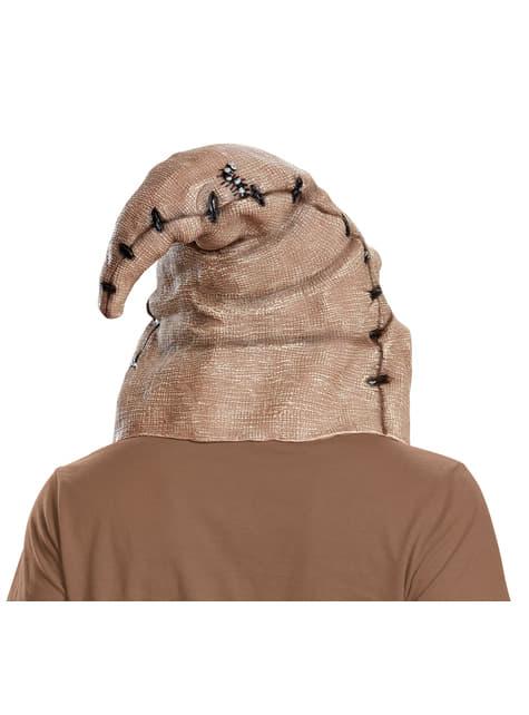 Maska Oogie Boogie dla dorosłych - Miasteczko Halloween