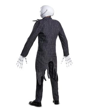 Jack Skellington Kostüm prestige für Erwachsene - Nightmare Before Christmas
