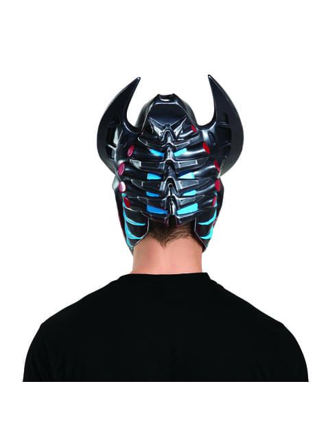 Casco de Megazord para adulto - Power Rangers Película 2017 - para tu disfraz